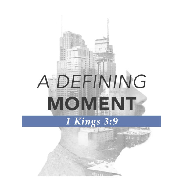A Defining Moment - 06/30/2019
