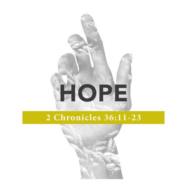 Hope – 08/04/2019
