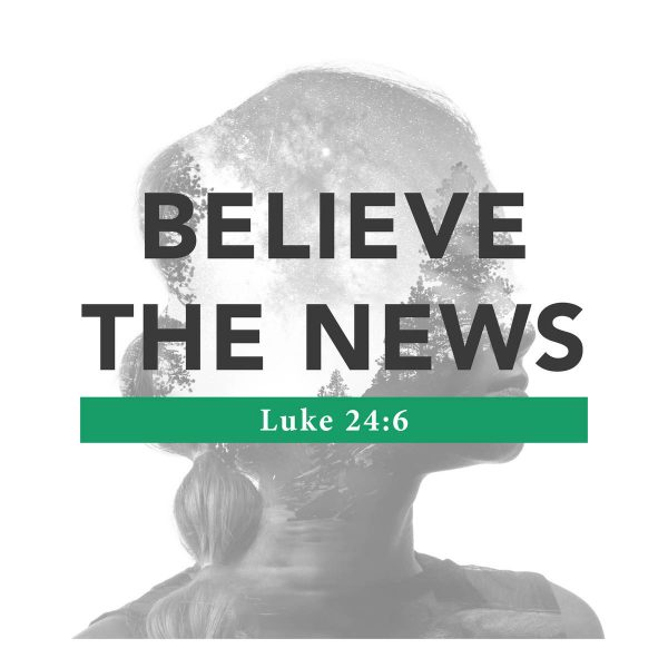 Believe the News - 10/13/2019