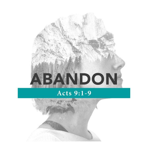 Abandon – 11/17/2019