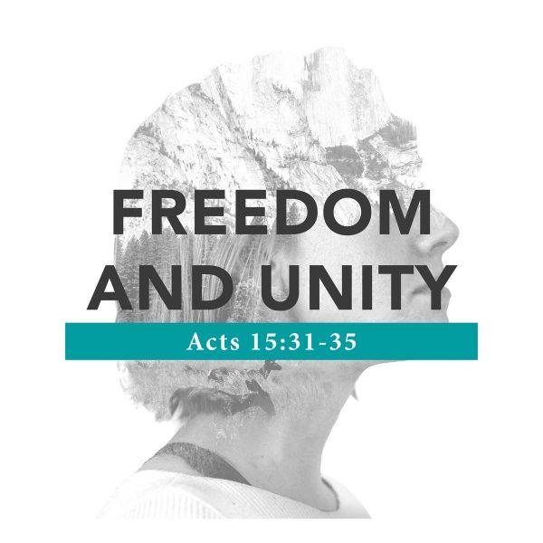 Freedom & Unity – 12/1/2019