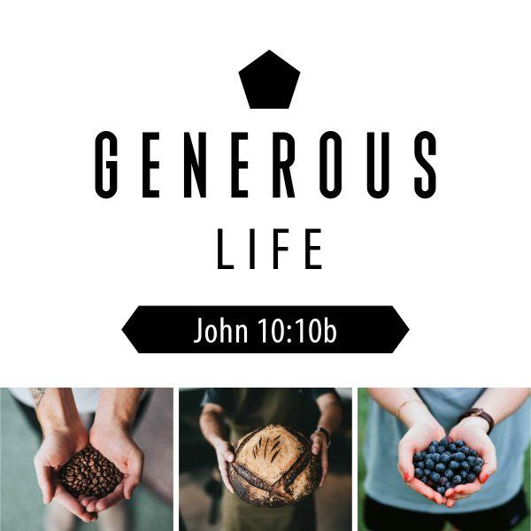 Generous Life (1 of 4)