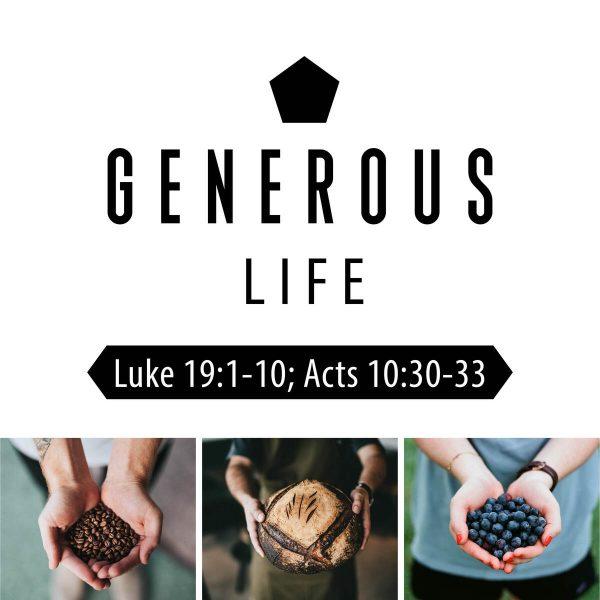 Generous Life (2 of 4)