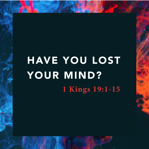 Have You Lost Your Mind?, pt. 3 • August 1st